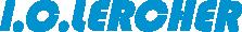 Lercher Logo 1C PanProcBlu